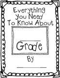 Everything You Need To Know About ___ Grade:  Advice for U