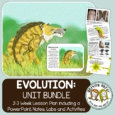 Life Science Curriculum - Evolution - PowerPoint & Handouts