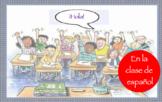 Expectativas en la clase de espaniol - teaching basic rule