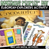 """Explorers Using the Picture Book """"Encounter"""". Great for Co"""