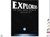 Explorers of Sea and Space - ActivInspire Flipchart