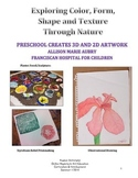 Exploring Color, Form, Shape & Texture Through Nature, Pre