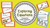 Exploring Equations