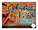 Exploring Maps: Pirate Style! {The Basics}