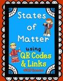 Exploring Matter using QR Codes