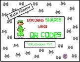 Exploring Shapes using QR Codes