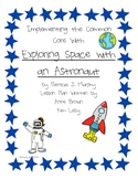 Exploring Space with an Astronaut Hands-On Main Idea Activity