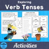 Exploring Verb Tenses: Activities, Games, Practice, Resour