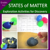 Exploring the States of Matter:  Solids, Liquids, and Gases