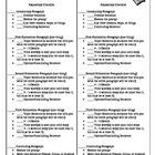 Expository Checklist