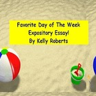 Expository Favorite Day of the Week