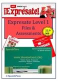 Expresate Level 1 File Pack 23 MB