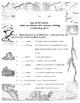 Eye of the Storm - 5th grade Vocabulary Quiz