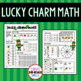FOOD MATH - Lucky Charm Math for St. Patrick's Day