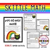 FOOD MATH - Skittle Math - Pot of Gold
