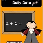 FREE Bats and Spiders Daily Data