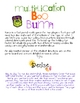 FREE Boo Bump Halloween Math Game (Multiplication)