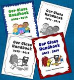 FREE Class Handbook to Customize