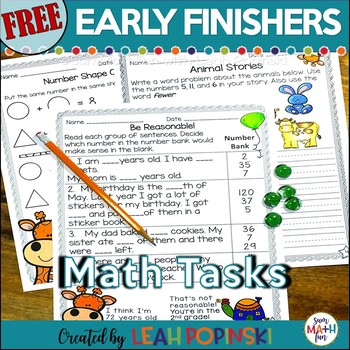 Free Printables - Sum Math Fun