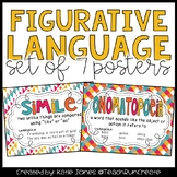 FREE Figurative Language Anchor Charts