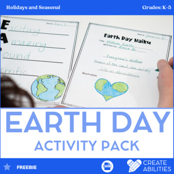 FREE Earth Day Pack!