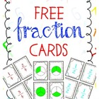 FREE Fraction Cards