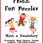 FREE . . . Puzzles