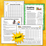 Fluency (Graphing Oral Fluency Freebie)