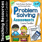 Math Problem Solving Assessment Pack (FREE)