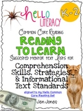 FREE Mentor Text Lists for Common Core Informational Readi