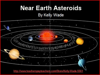 FREE ~ Near Earth Asteroids PowerPoint