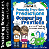 FREE Penguin Fraction Predictions Activity