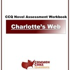 FREE SAMPLE: Charlotte's Web - (abridged) CCQ Novel Study