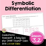 Symbolic Differentiation FREE