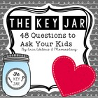 FREE: The Key Jar {48 Questions to Ask Your Kids}