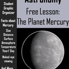 FREE Space Science PPT - The Planet Mercury: A Solar System Tour