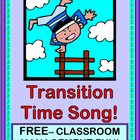 """Transition Time Song"" -- FREE Song for 'Moving On'!"