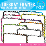 FREE Tuesday Doodle Frames