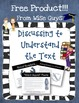 FREE Using Discussion to Understand Text Reading Strategy