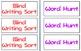 FREE Words Their Way word sorting schedule