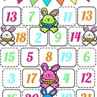FREEBIE! Addition Bunny BUMP! Print and Play!