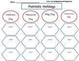 FREEBIE Patriotic Holidays Top Down Web