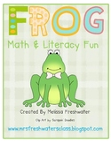 FROG Math & Literacy Fun
