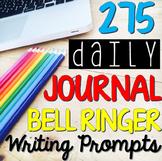 ONE FULL YEAR of English Language Arts Journal Writing Pro
