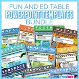 FUN Editable PowerPoint Templates Pack