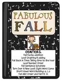 Fabulous Fall Center Pack