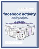 Facebook Character Sketch Lesson Any Novel Full Version PDF