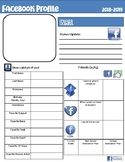 Facebook Student Profile Form