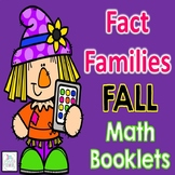 Fact Families... Fall  Booklets