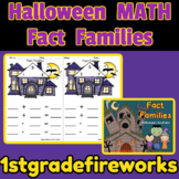 Fact Families... Halloween Booklets